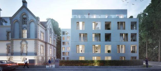Ogrody Graua iGrota 111 – nowe projekty mieszkaniowe Echo Investment weWrocławiu