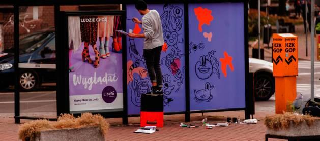 #NieNaSprzedaż, czyliLibero wniekomercyjnym wydaniu. Wystartowała artystyczna odsłona kampanii centrum